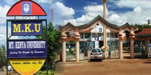 Mt.kenya university