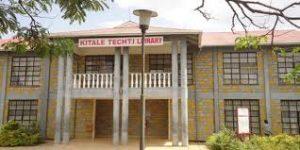 Kitale Technical Training Institute
