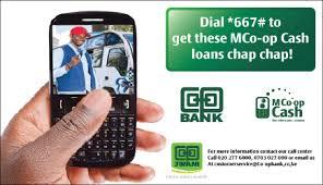 Cooperative Bank of Kenya Mobile Banking
