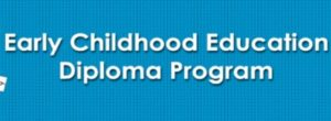 Diploma in Early Childhood Development and Education