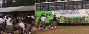 Nzoia Sugar Girls Secondary School