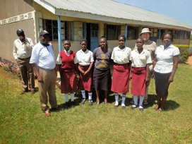 Kilimo Girls Secondary School