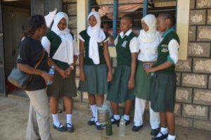 Mapimo Girls Secondary School