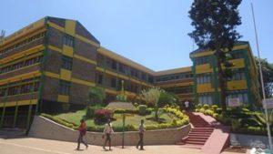 Nyeri National Polytechnic.
