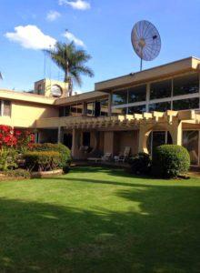 Chris Kirubi's house