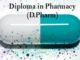 Colleges and Universities offering Diploma in Pharmacy