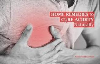 Natural Home Remedies for Acidity