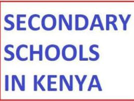 Public Secondary Schools in Wajir County