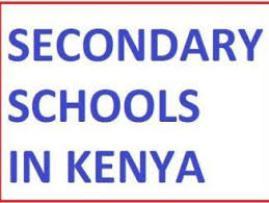 Chepkube SA Secondary School