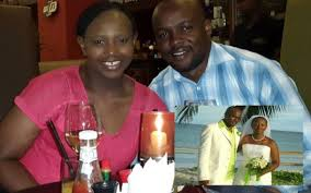 Carol Radull and Mike Njiru