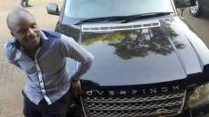 Range Rover Over finch
