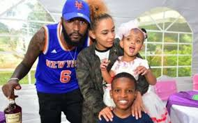 Shaffie Weru and his family