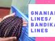 bandika lines/ ghanian lines