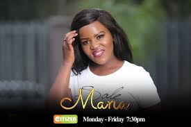 Vanessa of Maria Citizen Tv