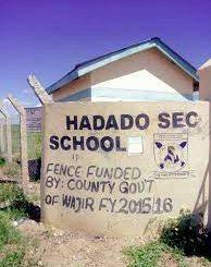 Hadado Secondary School